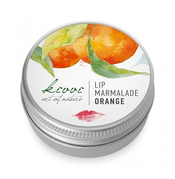 Kivvi Marmeláda na rty Pomeranč 15 ml