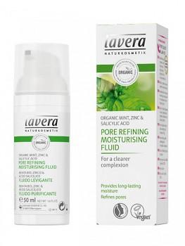 Lavera Póry zjemňující hydratační fluid 50 ml