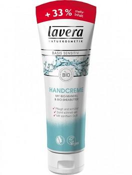 LAVERA Basis Krém na ruce 75 ml + 33% ZDARMA