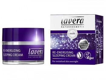 LAVERA Energetizující noční krém - SACHET 1ml - DÁREK ZDARMA při nákupu nad 500Kč