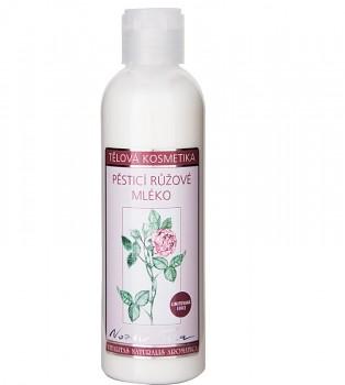 NOBILIS TILIA Pěstící růžové mléko 200 ml