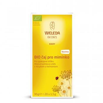 WELEDA BIO Čaj pro miminko - porcovaný 30 g