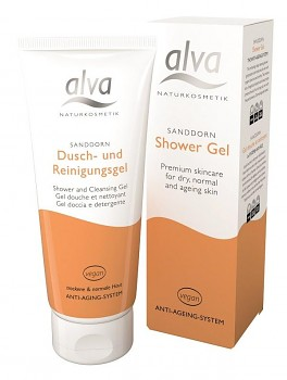Alva Rakytníkový sprchový gel 100 ml