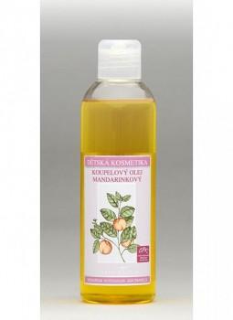 Nobilis Tilia Dětský koupelový olej mandarinkový VZOREK v sáčku 3 ml - DÁREK ZDARMA při nákupu nad 500Kč