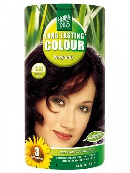 HennaPlus Dlouhotrvající barva na vlasy