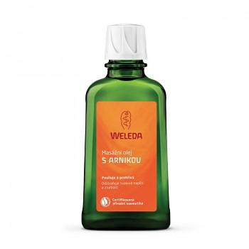 WELEDA Masážní olej s arnikou