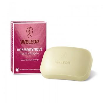 WELEDA Rozmarýnové rostlinné mýdlo 100 g