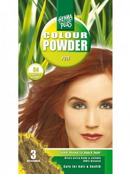HennaPlus Přírodní barva prášková
