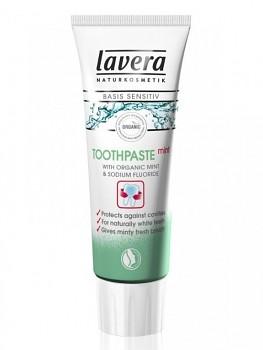 Lavera Basis sensitiv Mátová zubní pasta BIO 75ml