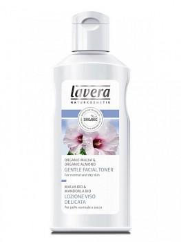 Lavera Faces Hydratující pleťová voda BIO Sléz & BIO Mandle 125 ml