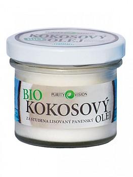 PURITY VISION kokosový olej panenský BIO