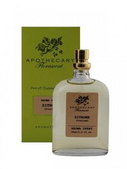 Florascent Apothecary Aroma esenciální sprej Citrón 30 ml