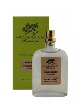 Florascent Apothecary Aroma esenciální sprej Grapefruit 30 ml