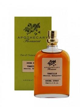 Florascent Apothecary Aroma esenciální sprej Vanilka 30 ml