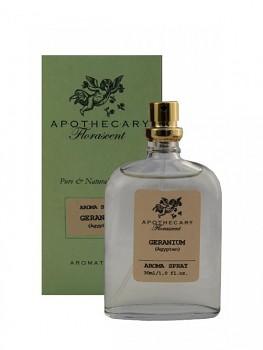 Florascent Apothecary Aroma esenciální sprej Geranium 30 ml