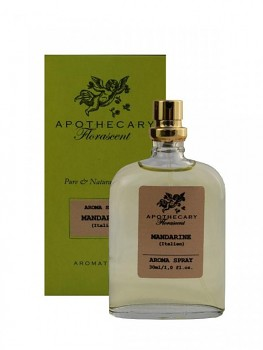 Florascent Apothecary Aroma esenciální sprej Mandarinka 30 ml