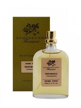 FLORASCENT Apothecary Aroma esenciální sprej PAČULI 30ml