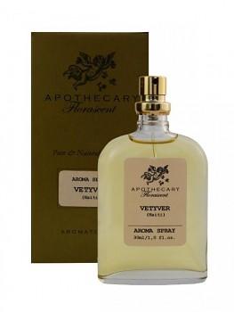 Florascent Apothecary Aroma esenciální sprej Vetyver 30 ml