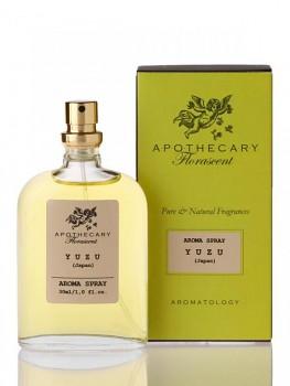 Florascent Apothecary Aroma esenciální sprej Yuzu 30 ml