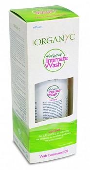 Organyc Intimate Wash pro intimní hygienu 250 ml