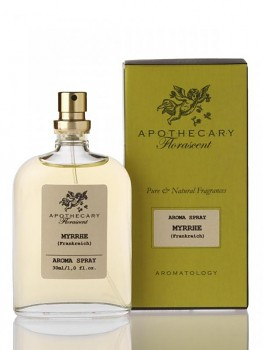 Florascent Apothecary Aroma sprej MYRHA 30 ml