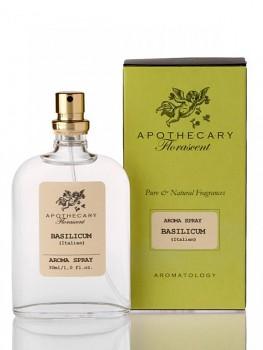 Florascent Apothecary Aroma esenciální sprej BAZALKA 30 ml