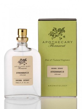 Florascent Apothecary Aroma esenciální sprej BADYÁN 30 ml
