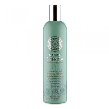 Natura Siberica Šampon pro pro mastné vlasy «Objem a bilance»