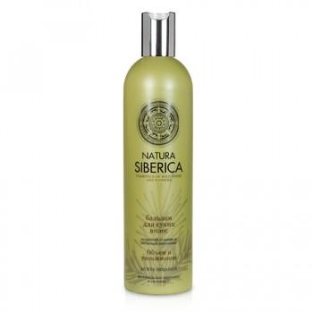 Natura Siberica Kondicionér pro suché vlasy «Objem a hydratace»