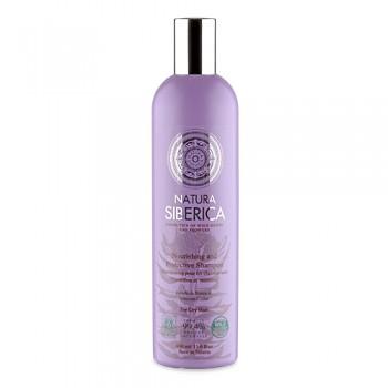 Natura Siberica Šampon pro suché vlasy «Ochrana a výživa»