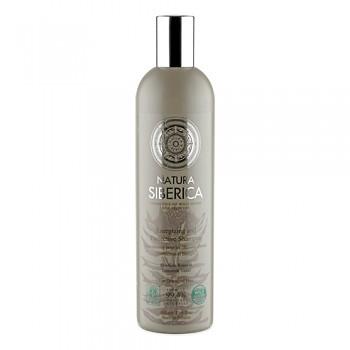Natura Siberica Šampon pro unavené a slabé vlasy «Ochrana a energie»