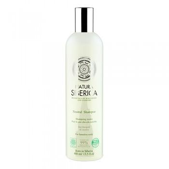 Natura Siberica Šampon pro citlivou pokožku hlavy «Neutrální»