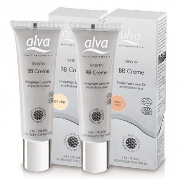 ALVA Sensitiv BB krém 6v1 SPF20 30 ml