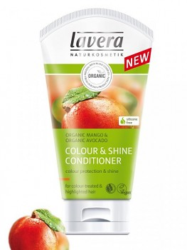 Lavera Hair PRO Kondicionér Colour & Shine pro barvené a melírované vlasy 150ml