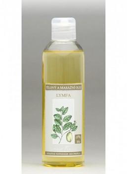 Nobilis Tilia Tělový a masážní olej Lymfa