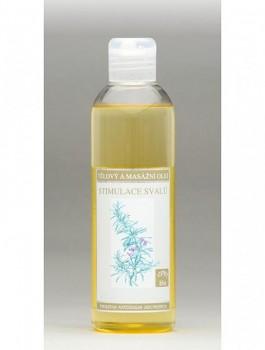 Nobilis Tělový a masážní olej Stimulace svalů 200 ml