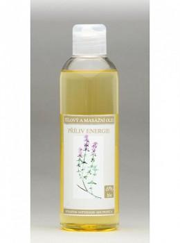 Nobilis Tilia Tělový a masážní olej Příliv energie