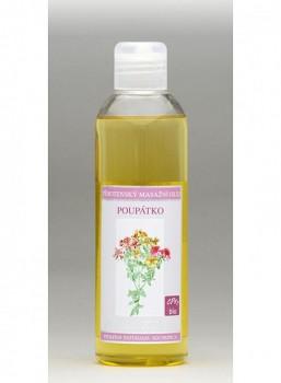 Nobilis Tilia Těhotenský masážní olej Poupátko 200 ml