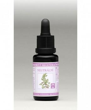 Nobilis Obličejový regenerační olej neutrální 20 ml