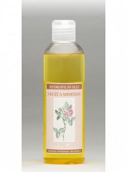 Nobilis Hydrofilní olej s růží a mimózou 200 ml