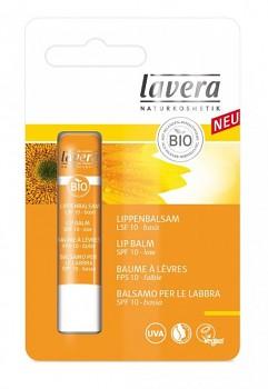 Lavera Sun Ochranný balzám na rty SPF 10 BIO 4,5 g