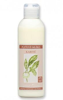 Nobilis Pleťové mléko Karité 200 ml