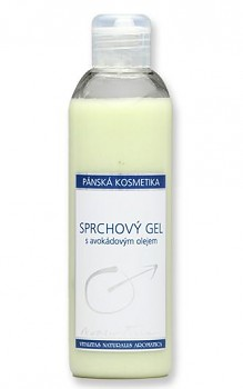 Nobilis Sprchový gel pro muže 200 ml