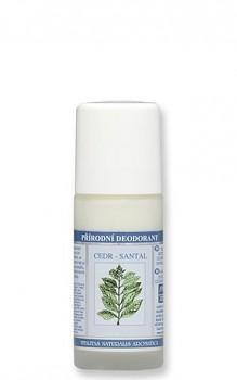 NOBILIS TILIA Deodorant Cedr-santal 50 ml