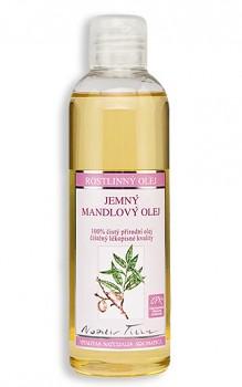 Nobilis Mandlový olej jemný 200 ml plast