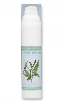 Nobilis Tilia Kostivalový gel 50 ml