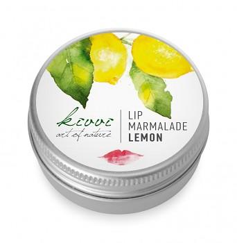 KIVVI Marmeláda na rty Citron 15 ml