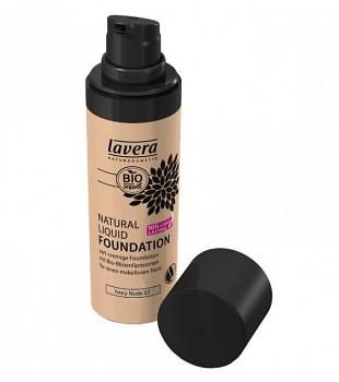 LAVERA Trend Sensitiv Tekutý make-up přírodní No. 2 Slonová kost - tělová 30ml