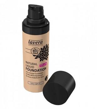 LAVERA Trend Sensitiv Tekutý make-up přírodní No. 1 Slonová kost - světlá 30ml