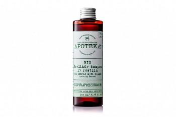 HAVLÍKOVA APOTEKA BIO Havlíkův šampon 13 rostlin